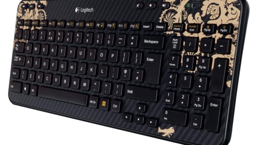 Logitech Colour Collection: Tastaturi, camere web şi mouse-uri unice