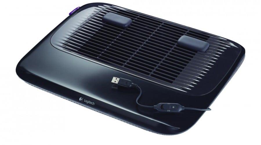 Logitech Cooling Pad N200: Păstrează-ţi laptopul rece pe perioada verii