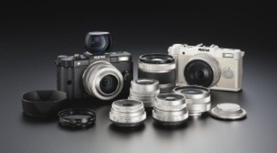 Pentax Q – un model unic de aparat foto