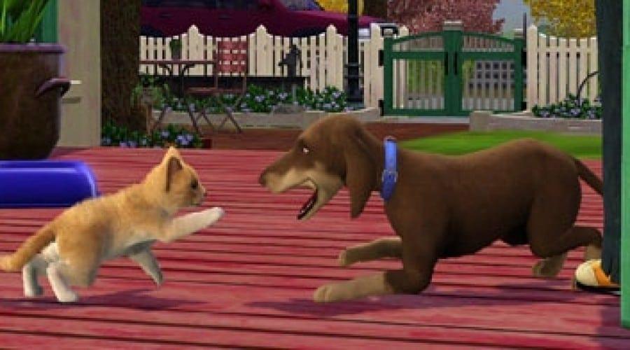 Sims 3 Pets: Invazia animalelor de companie