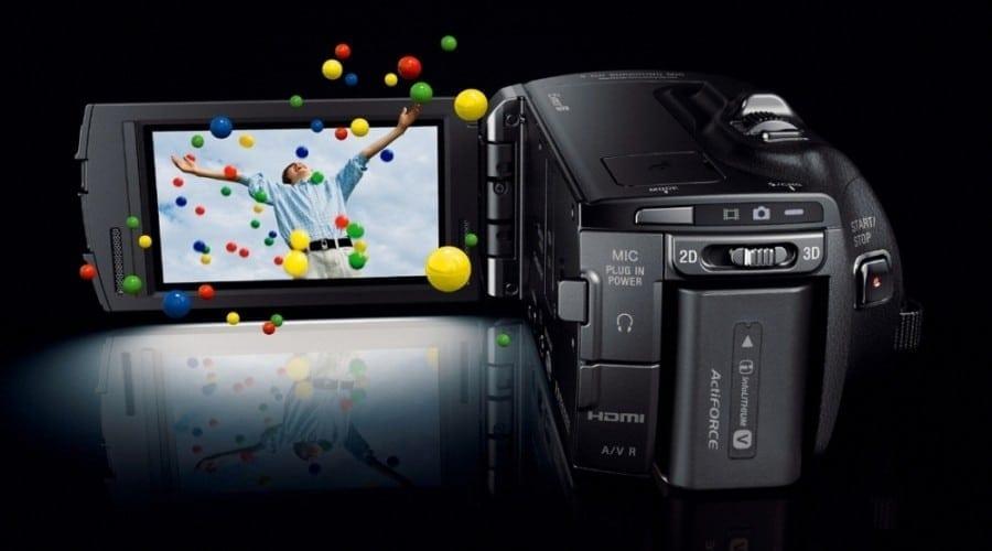 Sony Handycam 3D îşi face apariţia în Sony Center din Băneasa Shopping City