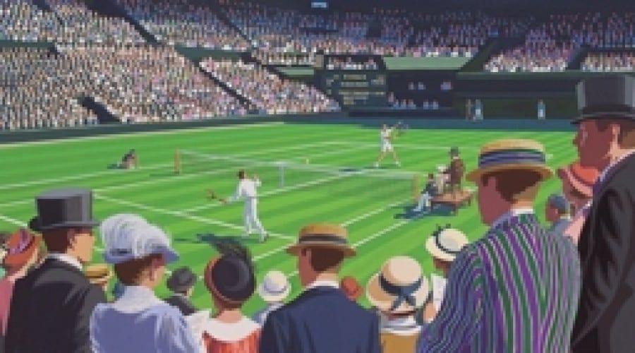 Wimbledon – Tot ce trebuie să ştii despre influenţa turneului asupra mass-mediei