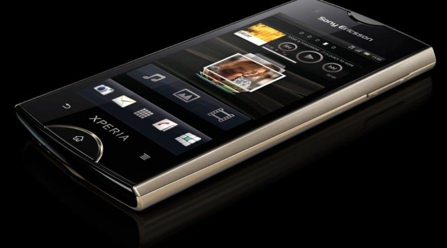 Xperia ray – Frumuseţe şi stil de la Sony Ericsson