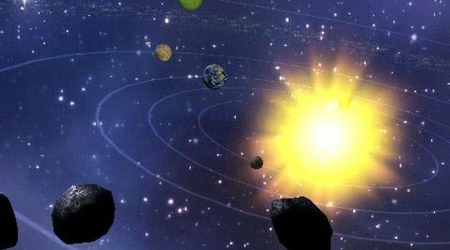 Asteroidul 2011 MD: Distruge-l în mediul virtual
