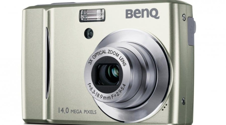 BenQ C1430: Cameră foto inteligentă la super preţ