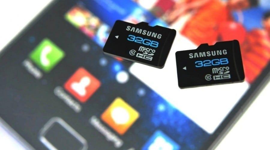 Carduri microSD Samsung, ideale pentru noile smartphone-uri 4G