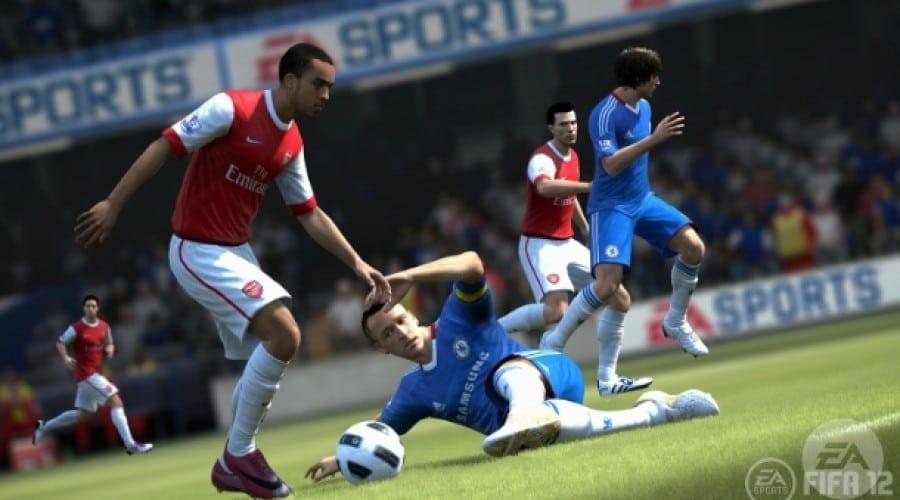 FIFA 12: EA vine cu un nou sistem de impact ultra realist