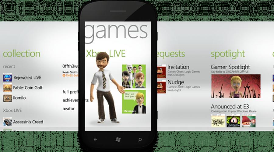 Windows Phone Mango te pregăteşte de joacă