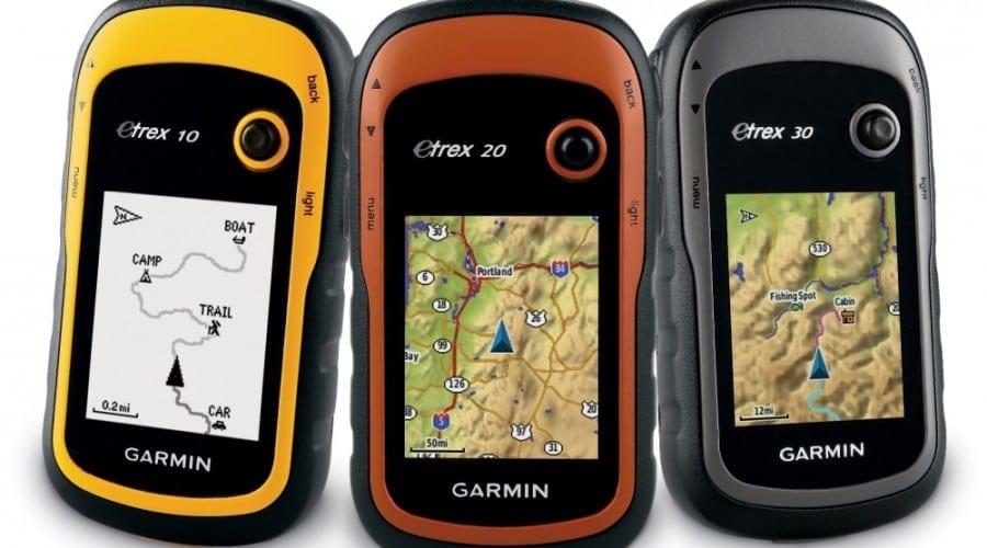 Noi sisteme de navigaţie handheld eTrex