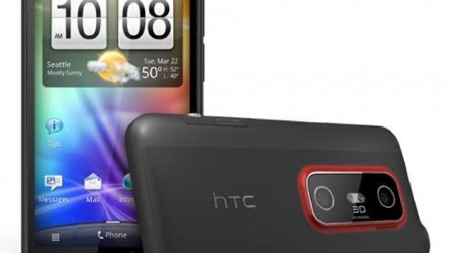 HTC EVO 3D – Disponibil în Europa din iulie