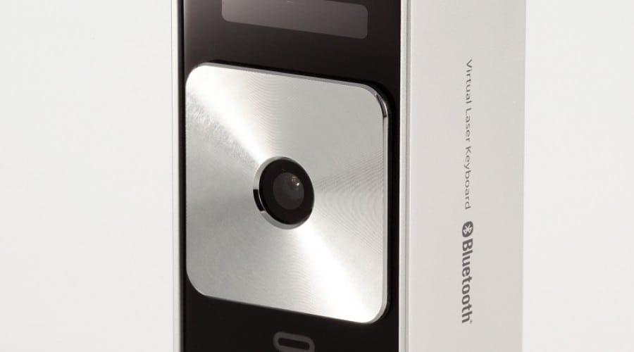 Magic-Cube: Tastatura laser pentru mobile şi tablete
