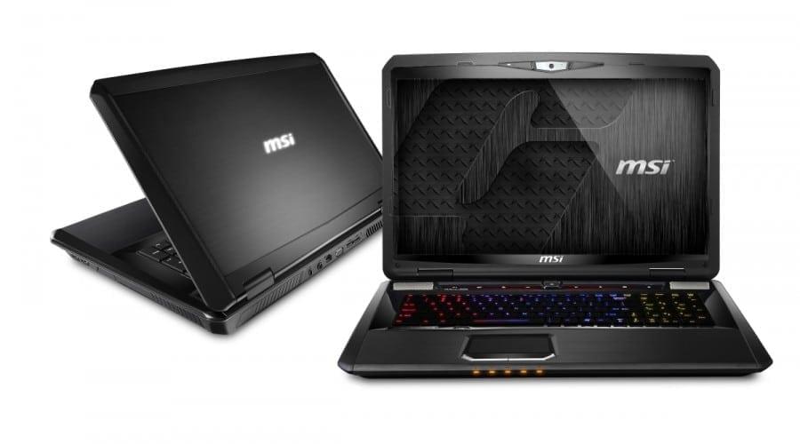 MSI GX780: Un laptop letal, cu tastatură SteelSeries şi grafică de ultimă generaţie
