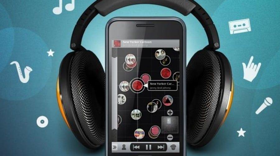 Muzică în imagini, pe telefoanele cu Android