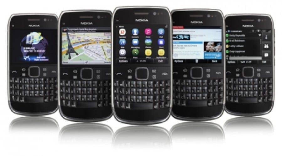 Nokia E6 şi Nokia X7, gata de livrare în Europa