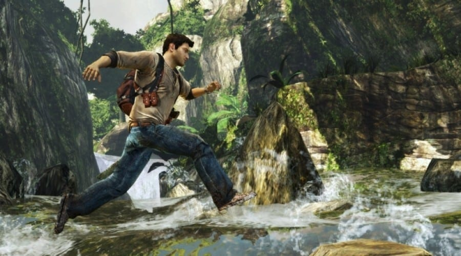Consola de jocuri Sony NGP – Uncharted  Golden Abyss (video)
