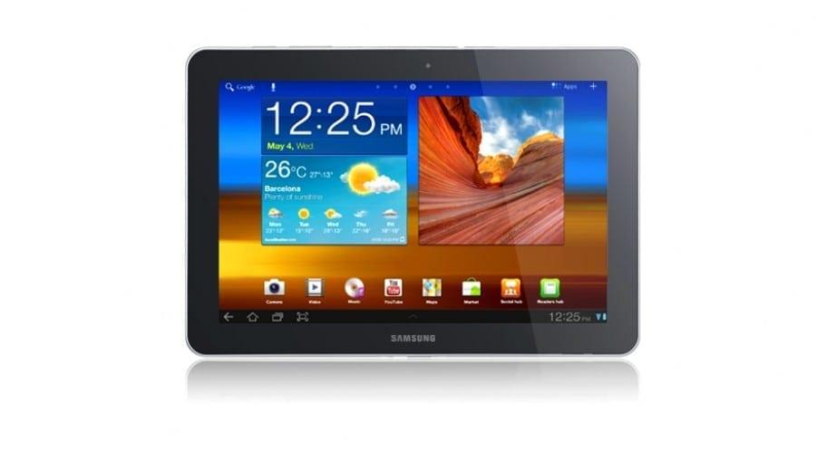 Samsung Galaxy Tab 10.1 se lansează în Marea Britanie