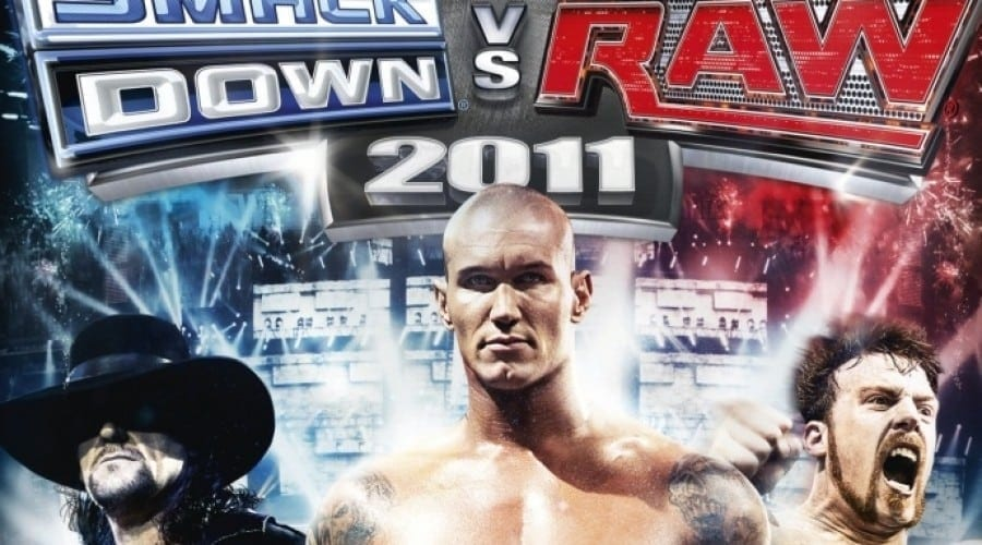 WWE Smack Down vs. Raw 2011 la preţuri incredibile