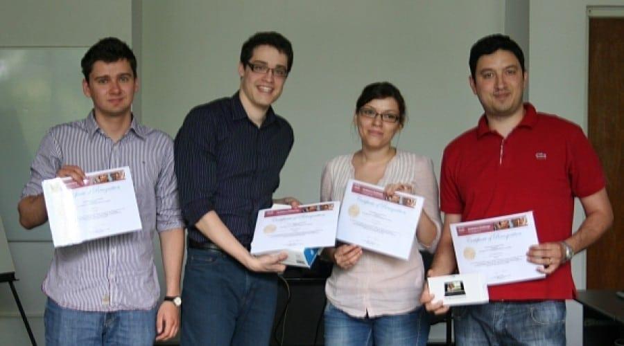 Câştigătorii NetRiders 2011, premiaţi de Cisco