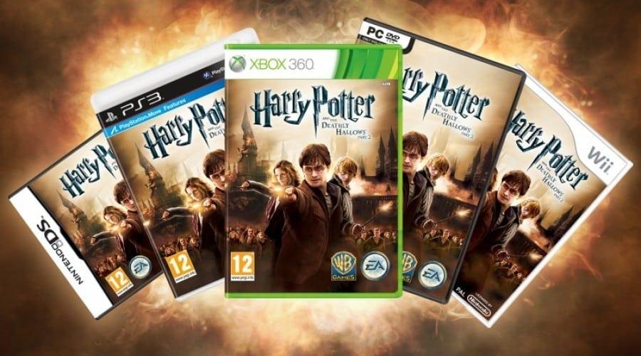 Pregăteşte-te pentru Harry Potter and the Deathly Hallows – Part 2 cu jocul oficial
