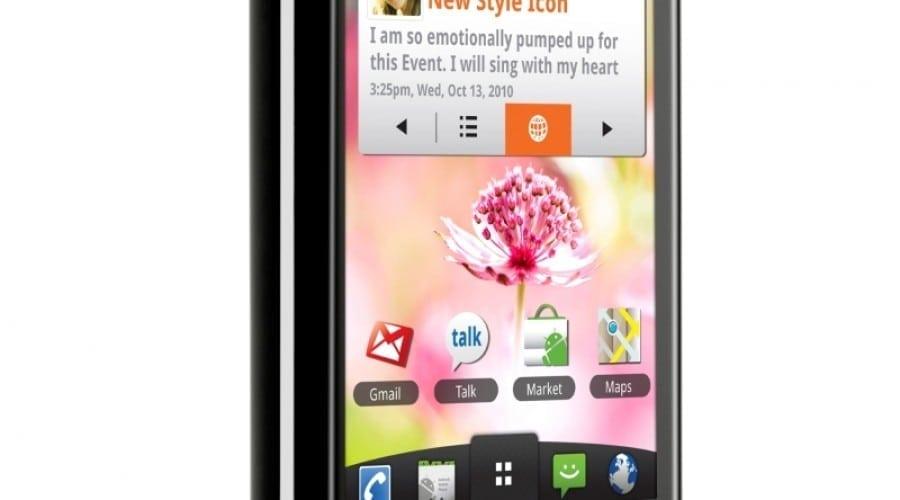 LG Optimus Chic: Android pentru mase