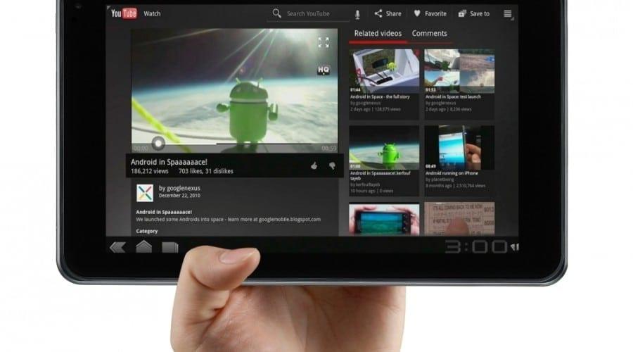 LG Optimus Pad îi întâmpină pe români cu funcţii business şi divertisment 3D