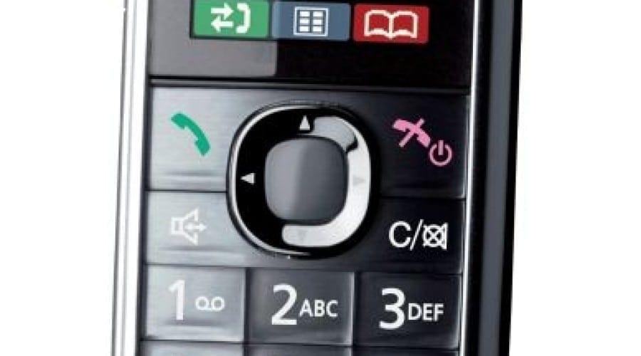 Panasonic KX-TU301: Telefon pentru seniori, lansat de Vodafone