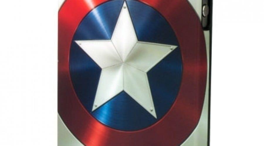 Carcasă Captain America pentru iPhone 4