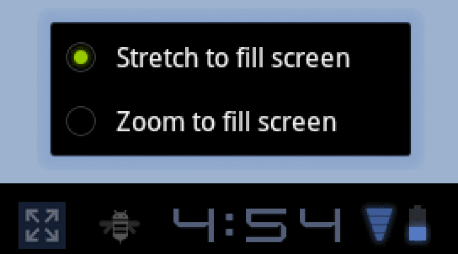 Android 3.2 vine cu soluţii