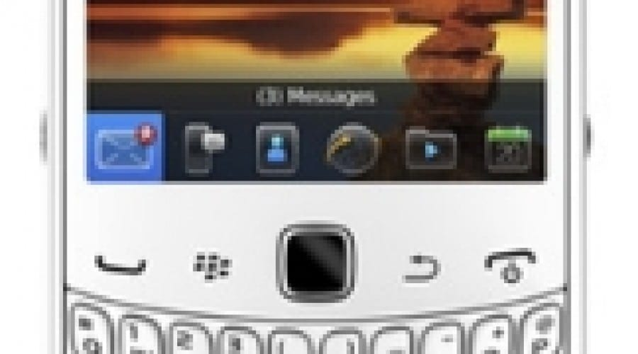Ofertă Vodafone pentru BlackBerry şi un nou BlackBerry Curve 9300 pe alb