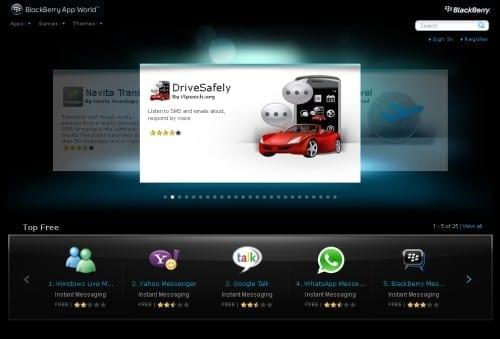 Aplicaţiile din BlackBerry App World se pot plăti acum alături de factura Vodafone