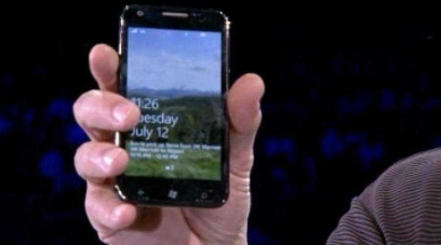 Samsung Galaxy S II cu Windows Phone 7 dezvăluit la WPC 2011?