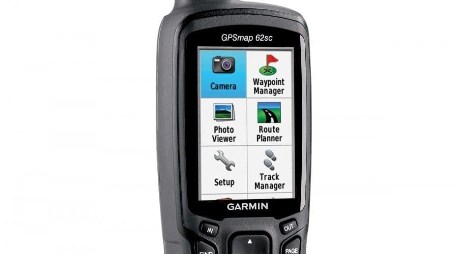 Sisteme de navigaţie handheld cu cameră foto: GPSMAP 62stc și GPSMAP 62sc