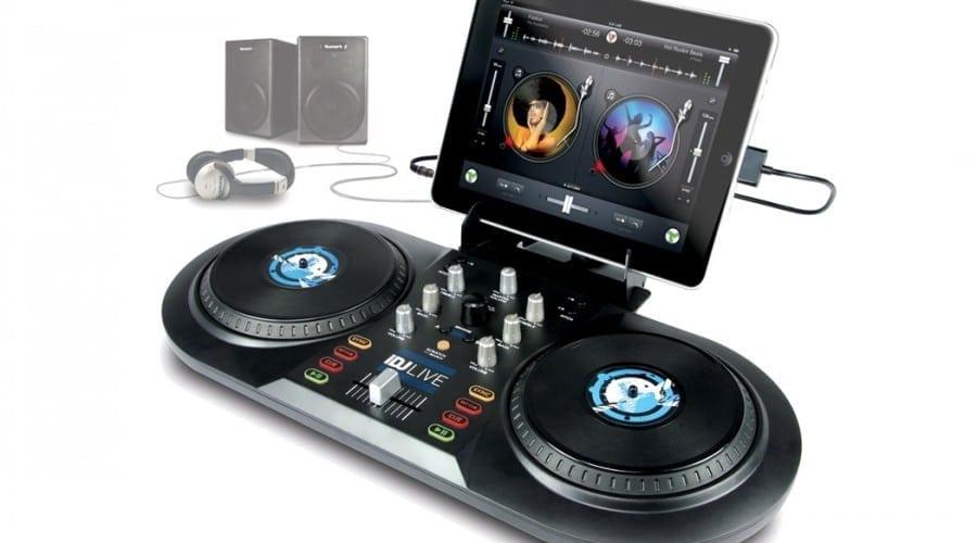 Sufletul petrecerii: iDJ Live pentru iPad
