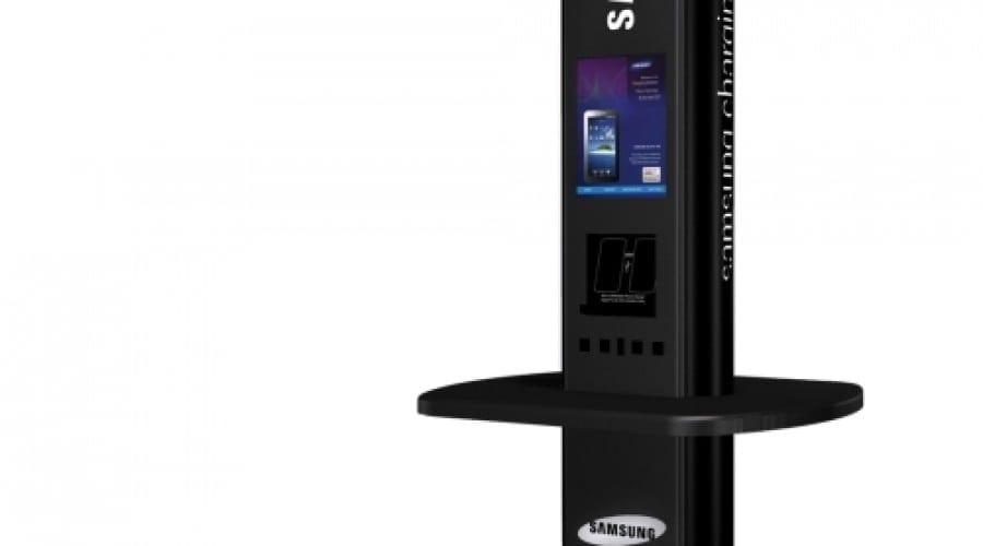 Încarcă-ţi telefonul la noile standuri Samsung