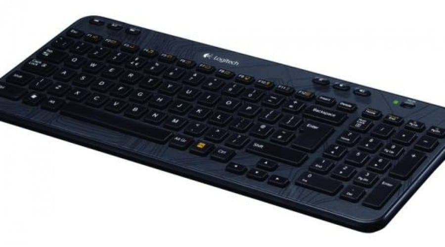 Logitech Wireless Keyboard K360: Tastatură wireless compactă