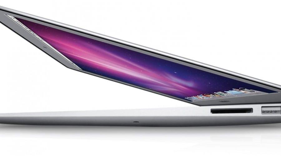 Update la dispozitivele MacBook Air
