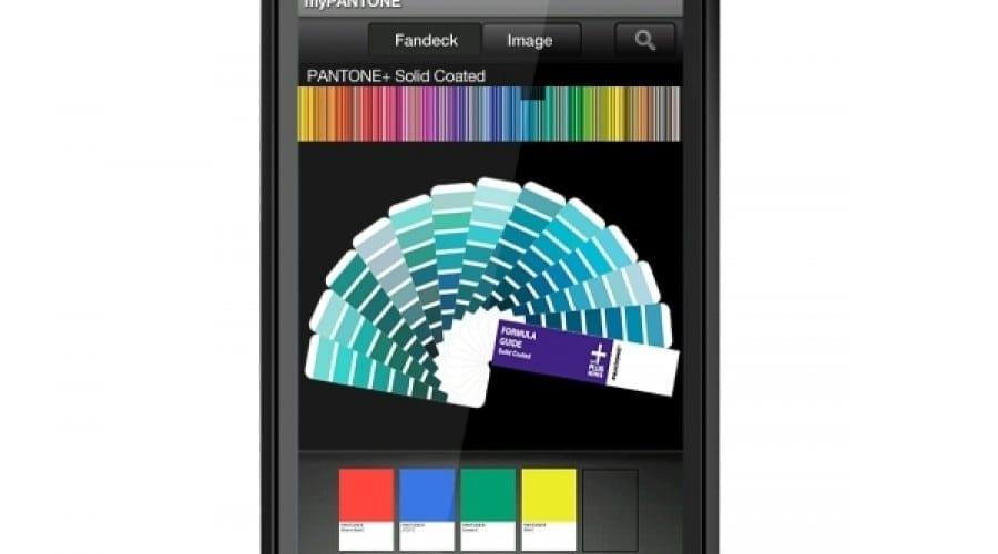 Culorile potrivite pe Android şi iPhone, cu myPANTONE