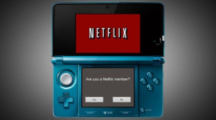 Netflix pe Nintendo 3DS