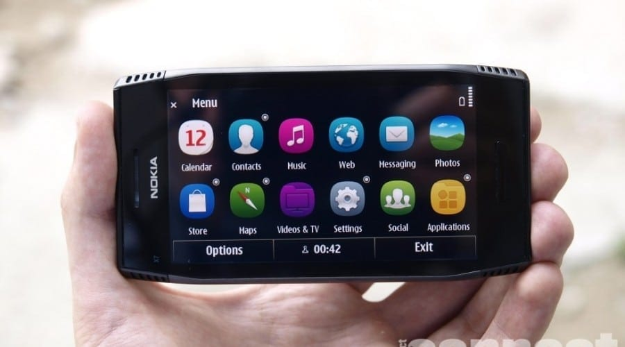 Nokia X7: Symbian Anna, linii de model