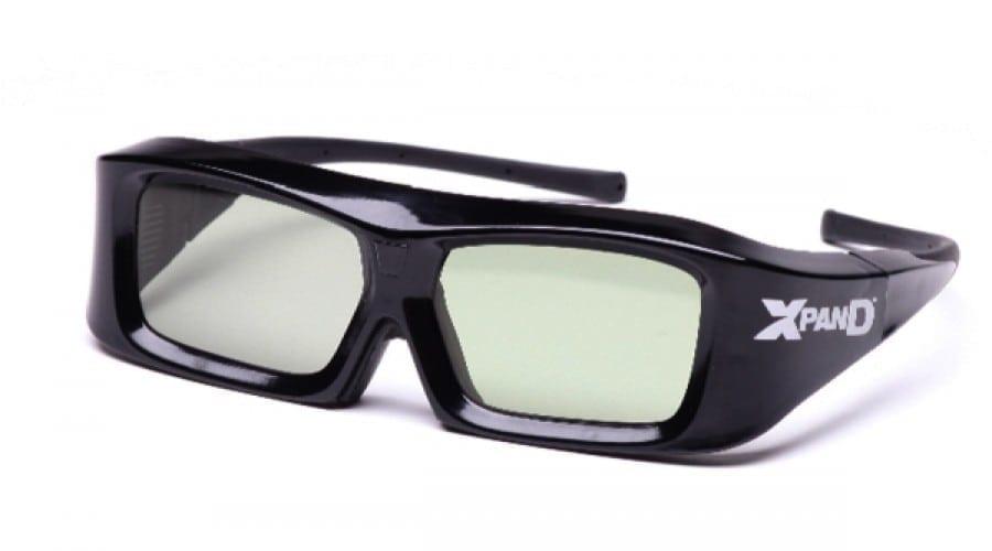 Filmele verii, mai explozive cu ochelarii 3D XPAND