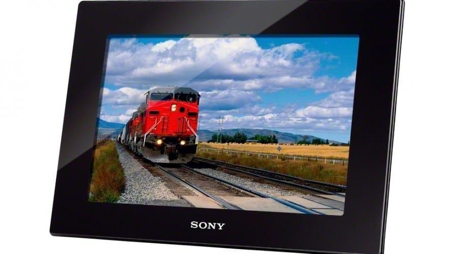 Noile rame foto S-Frame de la Sony, cu redare video