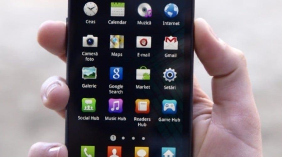 Samsung Galaxy S II trece fluierând de bariera de 5 milioane