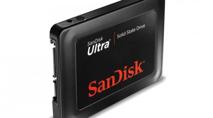 SanDisk Ultra Solid State Drive: Performanţă şi durabilitate
