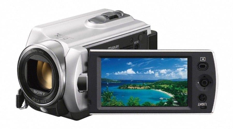 Sony Handycam SX21E şi SR21E: Camere cu zoom de până la 67x