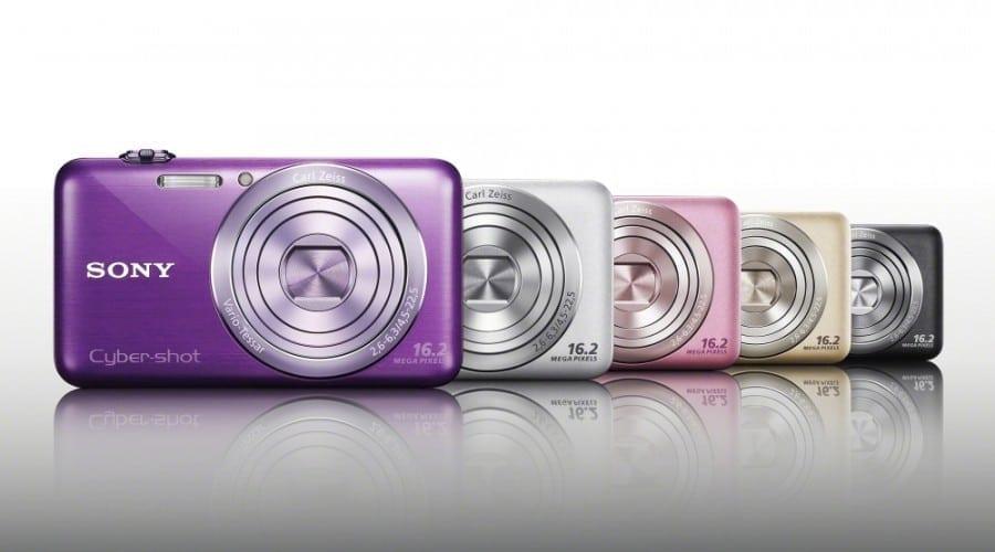 Sony Cyber-shot TX55 şi WX30: Camere compacte cu Full HD video