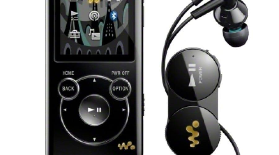 Îmbrăţişează vara cu noile Sony Walkman NWZ-A860, NWZ-S760, NWZ-E460