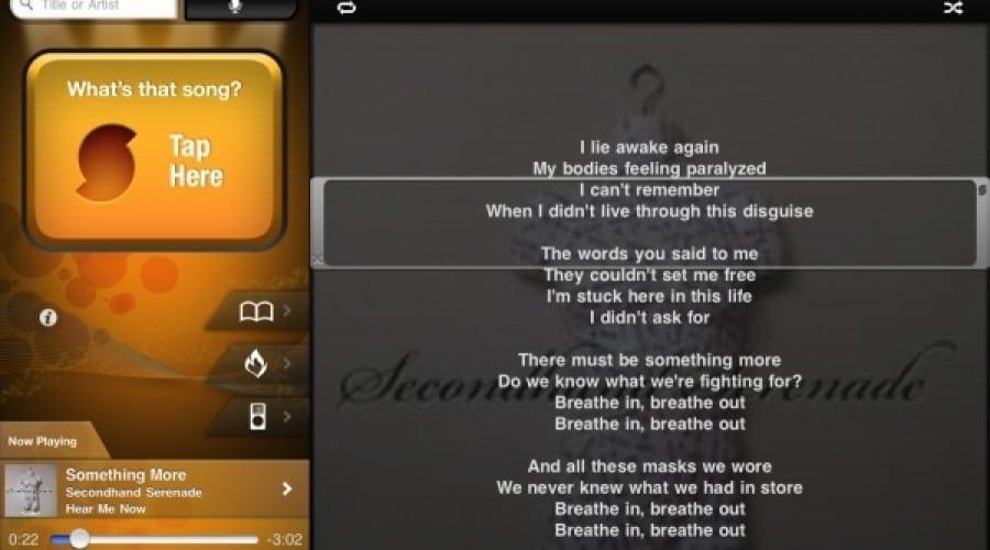 SoundHound lansează LiveLyrics, cu versuri pentru peste 500.000 de melodii