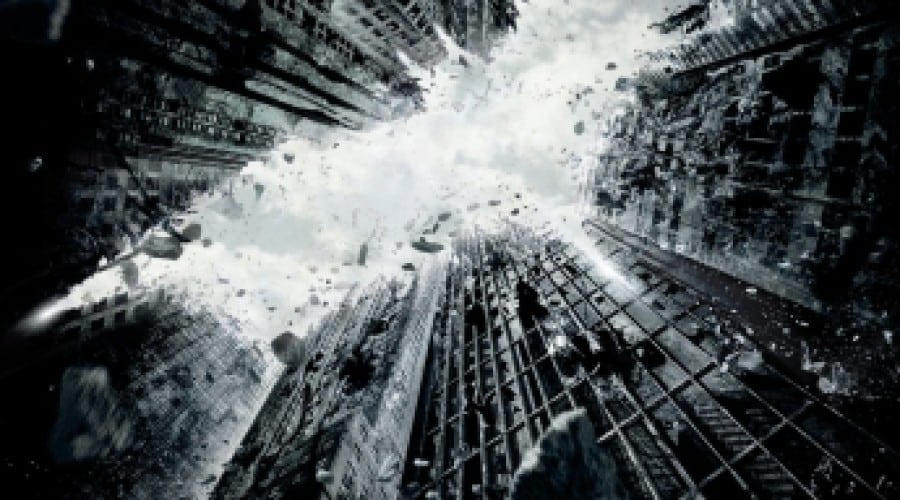 Primul poster pentru The Dark Knight Rises