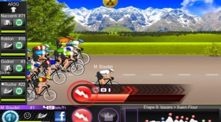 Turul Franței 2011: Jocul oficial, disponibil pe iPhone