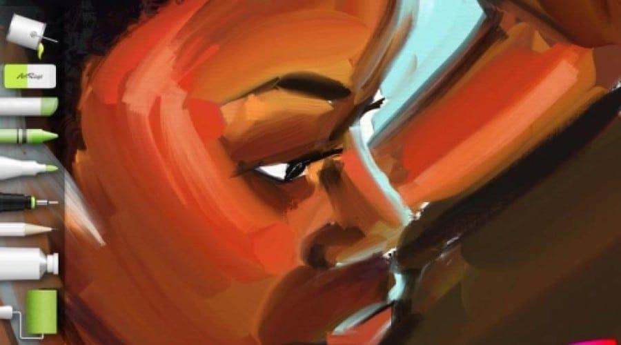 iPad: Pictează ca un artist cu ArtRage
